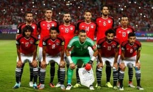 EGYPT Team Football 2018
