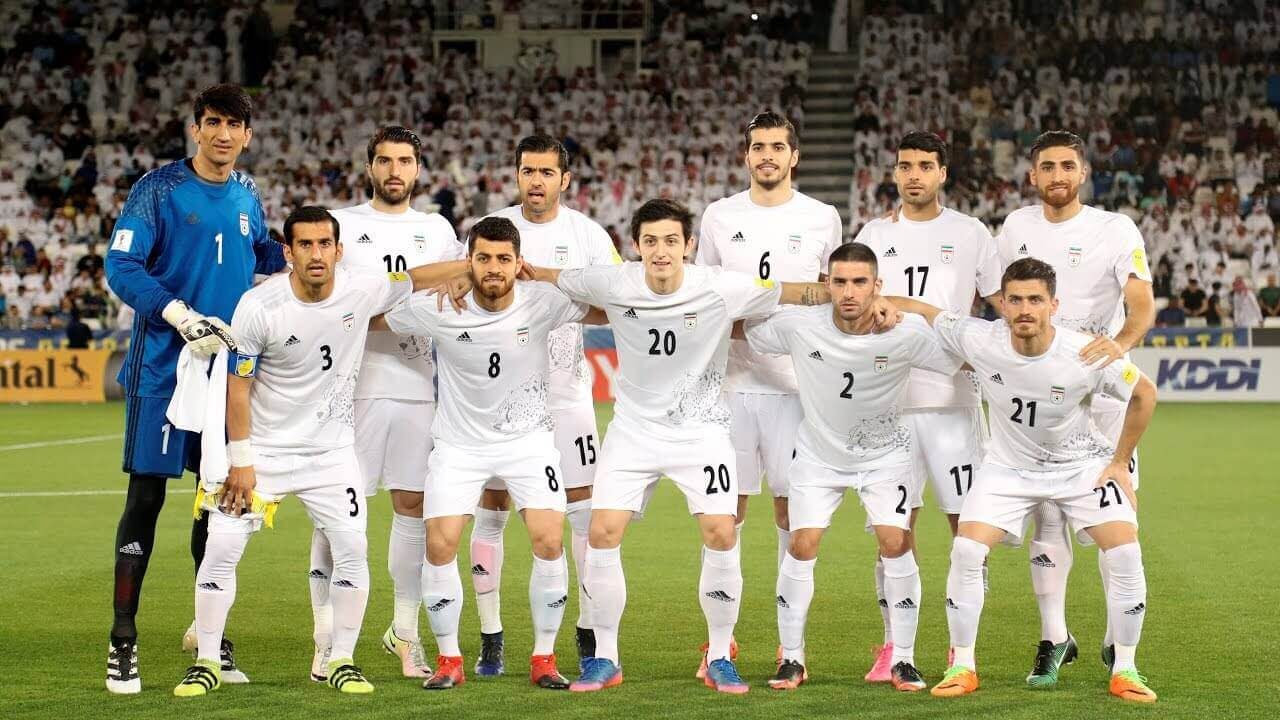 IRAN Team Football 2018