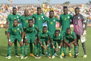 SENEGAL Team Football 2018