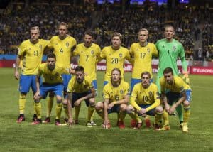 Swedia Football Team